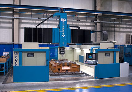 NC Machining Centres - 4,5m Bridge-Type Machining Centre